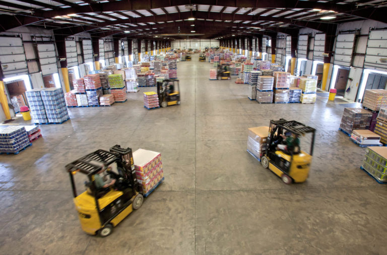 Describe Lean Six Sigma Implementation in Warehousing-Maximum Potential