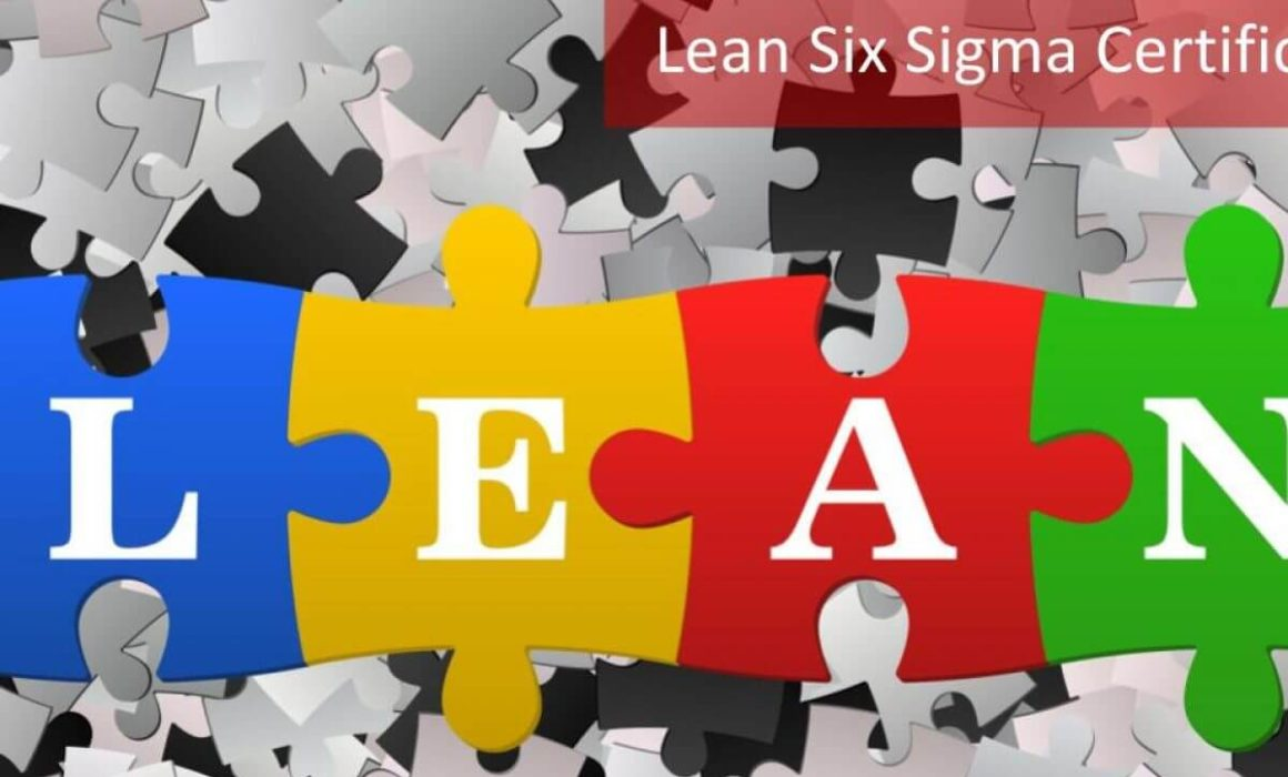 Lean Six Sigma Certification-Maximum Potential