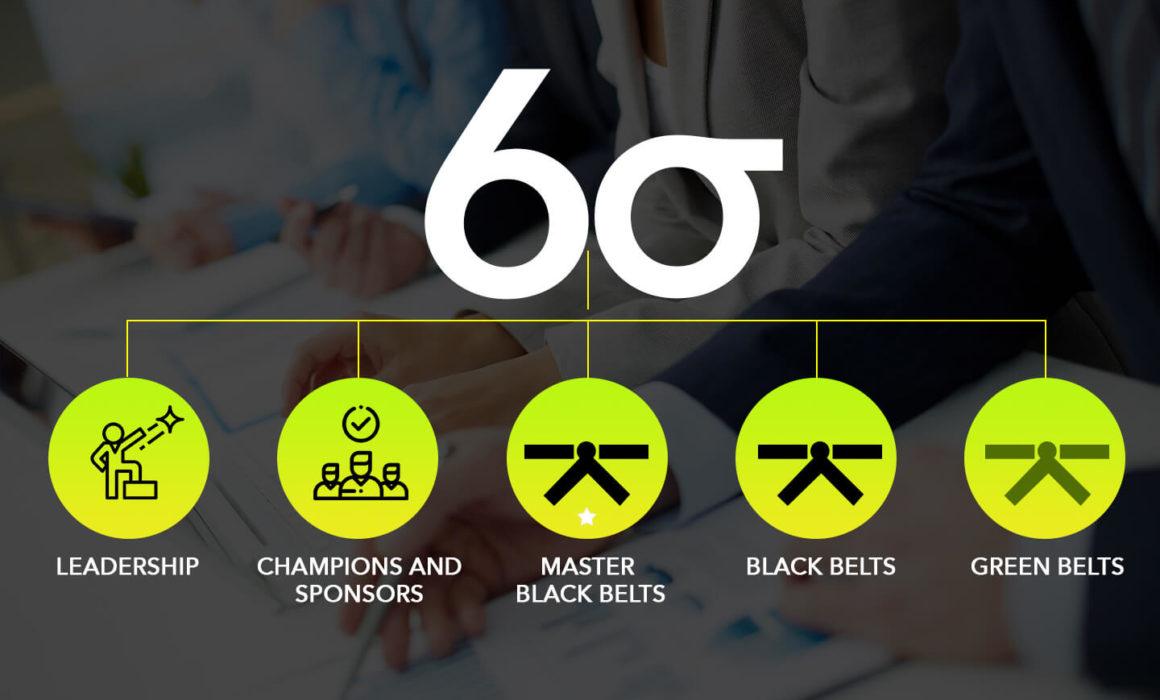 Lean Six Sigma Levels-Maximum Potential