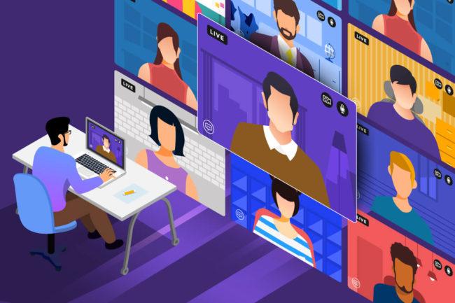 Running Effective Digital Meetings-Maximum Potential