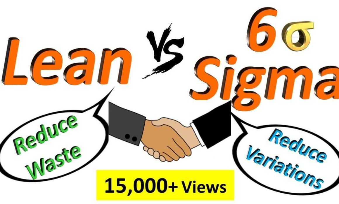 What's the Difference Between Lean Six Sigma vs. Six Sigma-Maximum Potential